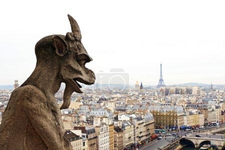 Notre Dame de Paris: Chimera