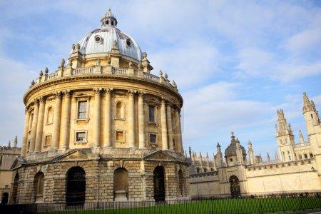 Photo pour Caméra de Radcliffe et all souls college, oxford, Angleterre - image libre de droit