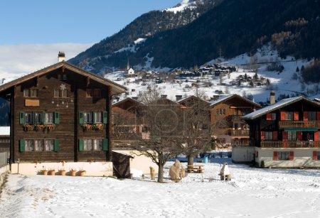 Alpine Scene, Switzerland