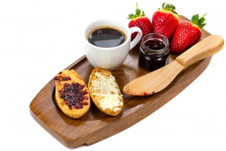 Photo for Tasty continental breakfast - Royalty Free Image