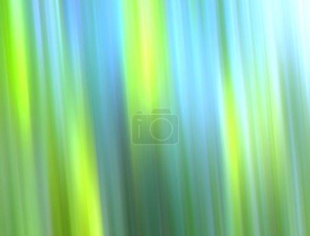 Foto de Luz verde azul - Imagen libre de derechos