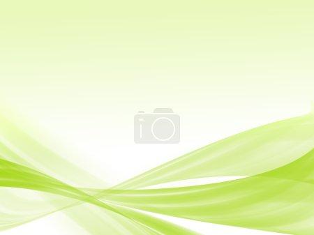 Photo pour Vert fond doux - image libre de droit