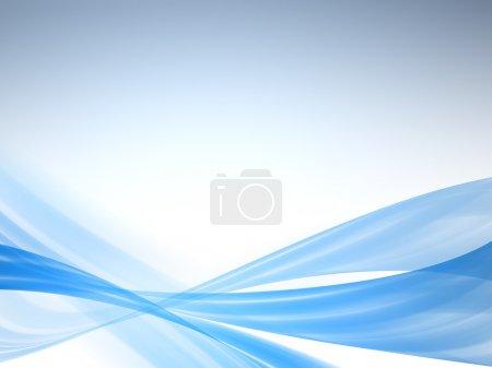 Foto de Concepto de fondo azul - Imagen libre de derechos