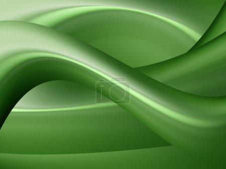 Photo pour Vert naturel fond conceptuel - image libre de droit