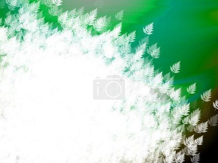 Photo pour Fond naturel vert - image libre de droit