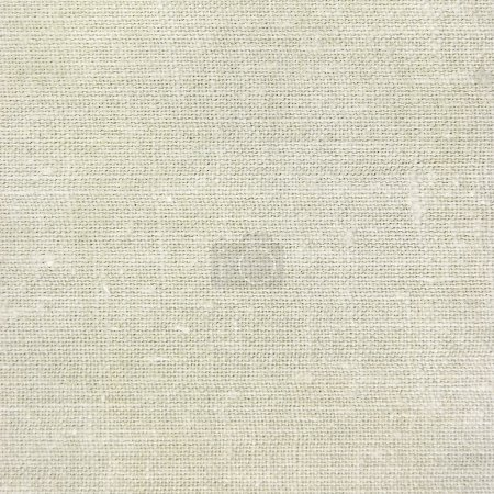 Natural vintage linen burlap fabric texture background, tan, beige, yellow