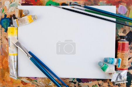 Photo for Art frame - Royalty Free Image
