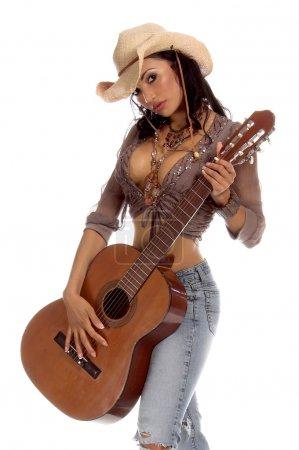 Cowgirl Guitar