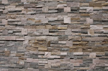 Interior - stone wall