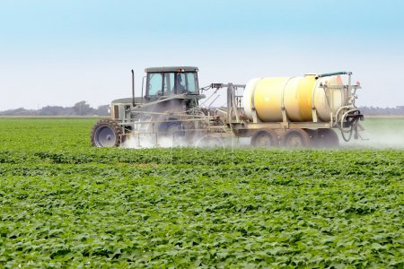 Spraying Pesticides - 4