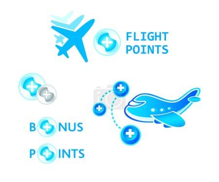 Flight points