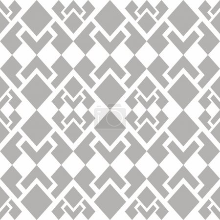 Illustration for Abstract background of beautiful seamless geometric patterns - Royalty Free Image