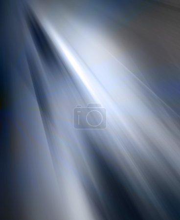 Photo pour Gris abstrait qui représente la vitesse et mouvement - image libre de droit