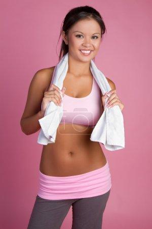 Femme de fitness