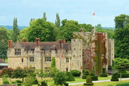 Hever Castle Hever England