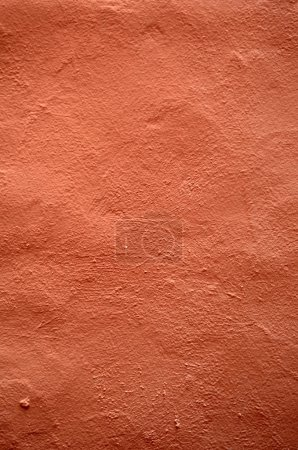 Background Texture of Grungy, Pink Terracotta Plaster
