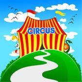 Vicces cirkusz