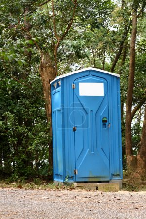 Photo for Portable bathroom,toilets. ( Major elements of the original design have been altered. ) - Royalty Free Image