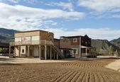 Western Town Movie Set