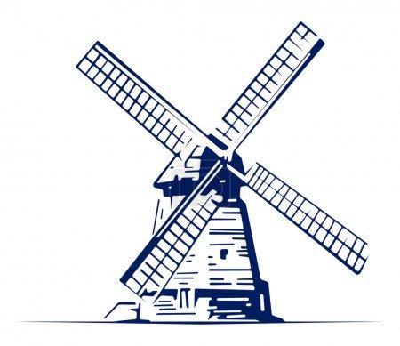 Mill emblem