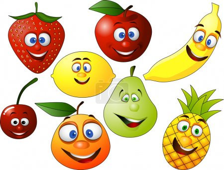 Fruit character