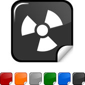 Záření ikona