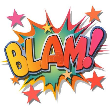 Blam Illustration