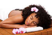 Beauty health day spa - hot stone massage