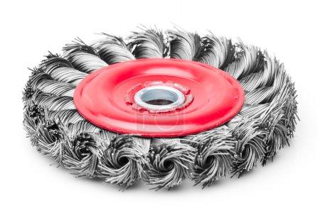 Small Disk Brush