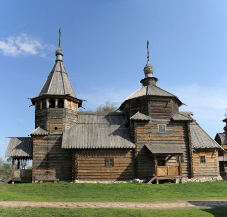 Transfiguration Church from village Kozliatyevo (1...