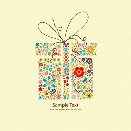 Floral gift