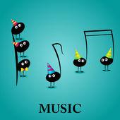 Musical greeting card