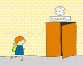 Pozdě do školy