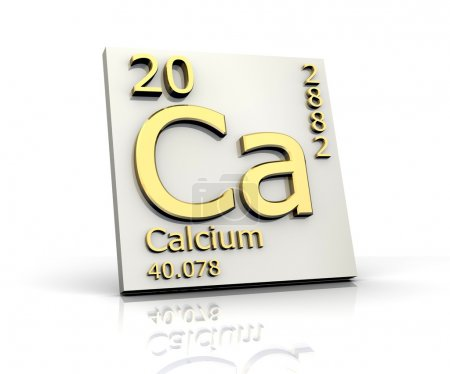 Calcium form Periodic Table of Elements