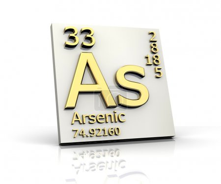 Arsenic form Periodic Table of Elements