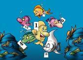 Ryby a čísla