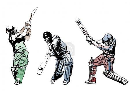 Cricket trio 2