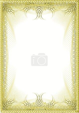 Photo pour Or blanc. Solide - image libre de droit