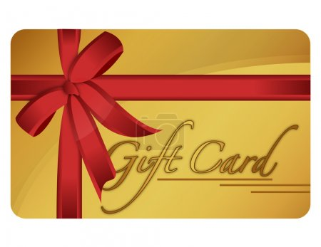 Gold-Geschenkkarte-Datei verfügbar.