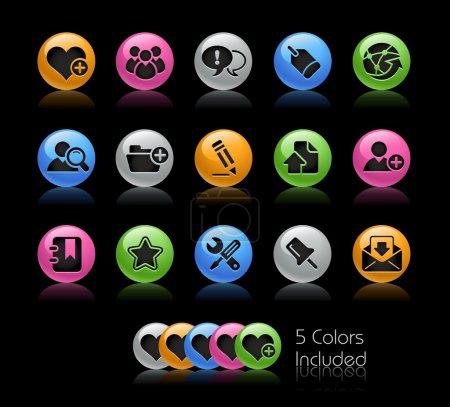 Internet & Blog // Gel Color Series