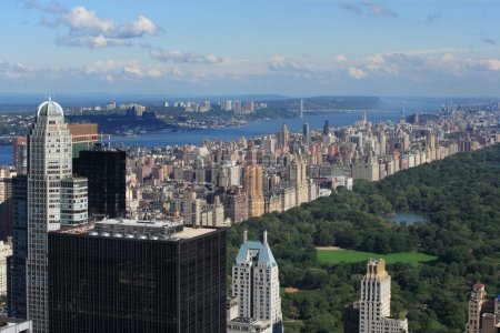 Central Park and Upper West