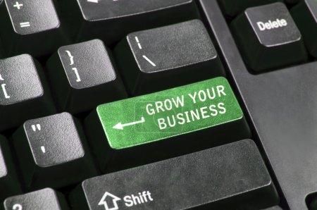 Grow your business key