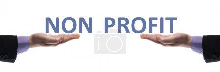 Non profit message