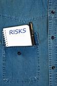 Rizika zpráva