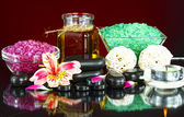 Lázeňské příslušenství pro masáže a krása