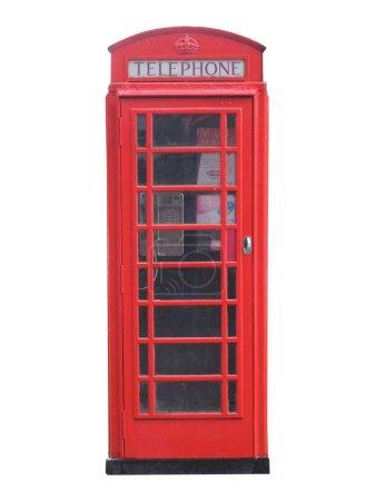 Telephone Box.
