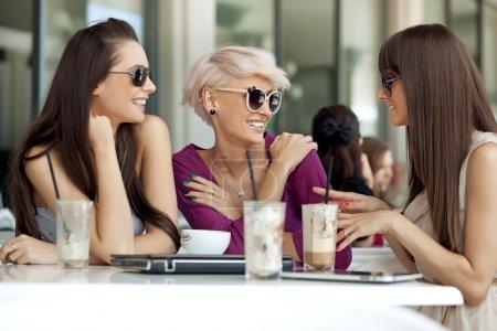 Meeting of friends