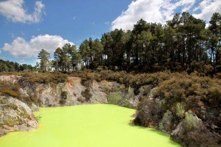 wai-o-tapu geothermisches Gebiet