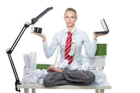 Keeping balance between work and joy
