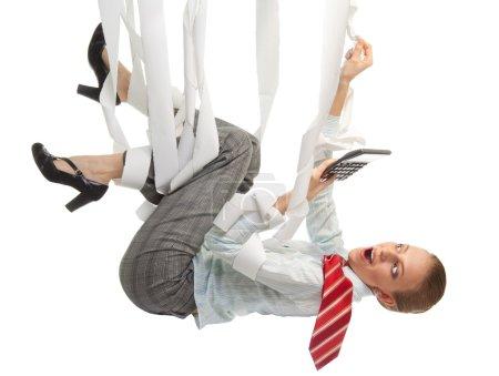 Crazy accountant life